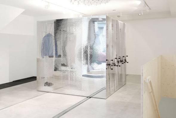 Concepto de tienda para K-Swiss / 6a Architects