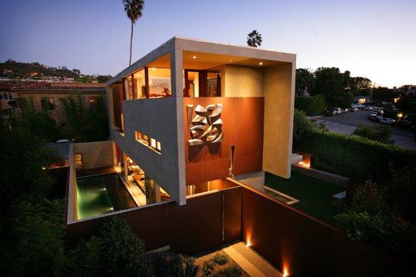Prospect House. Casa para un arquitecto  / Jonathan Segal