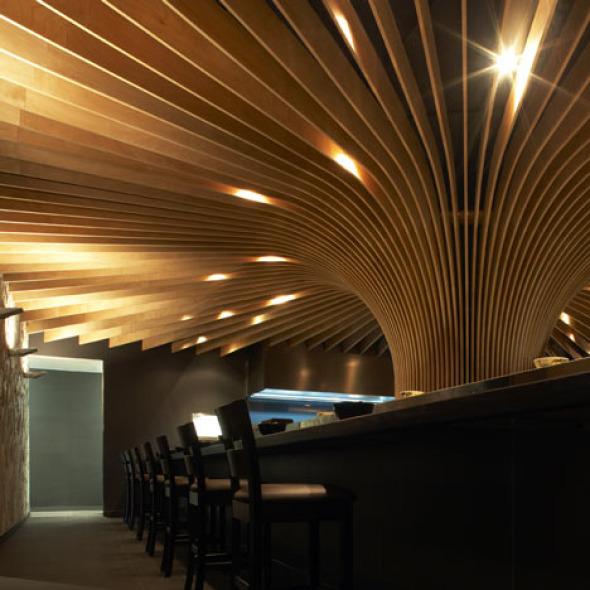 Tree Restaurant Realizado Por Koichi Takada Architects