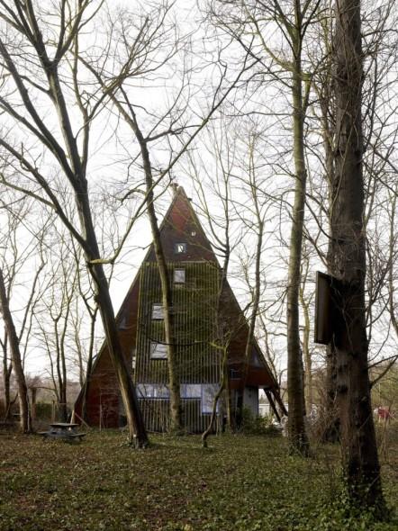 Casa VVDB realizado por dmvA