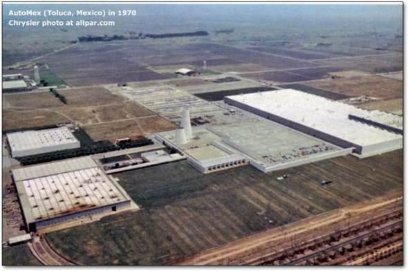Una sensible arquitectura industrial: La Fábrica Automex. Ricardo Legorreta Vilchis