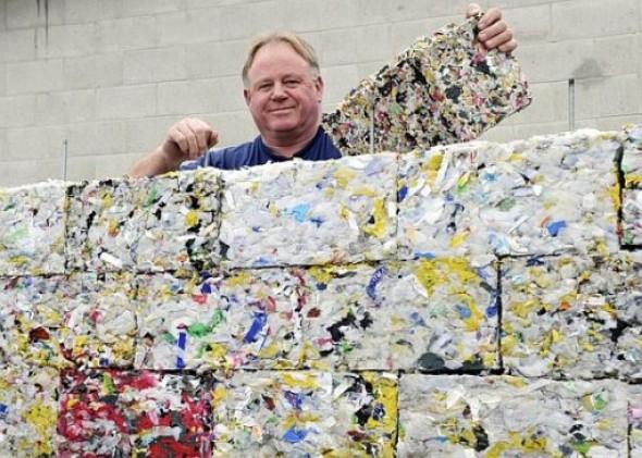 Las Botellas de plástico PET dejarán de ser basura para convertirse