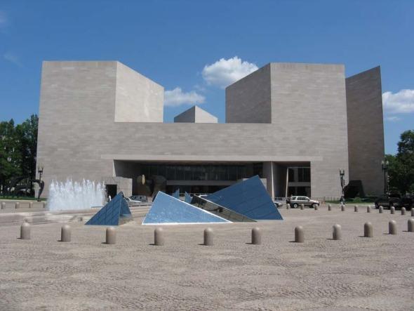 Museos del mundo: La Galería Nacional de Arte de Washington