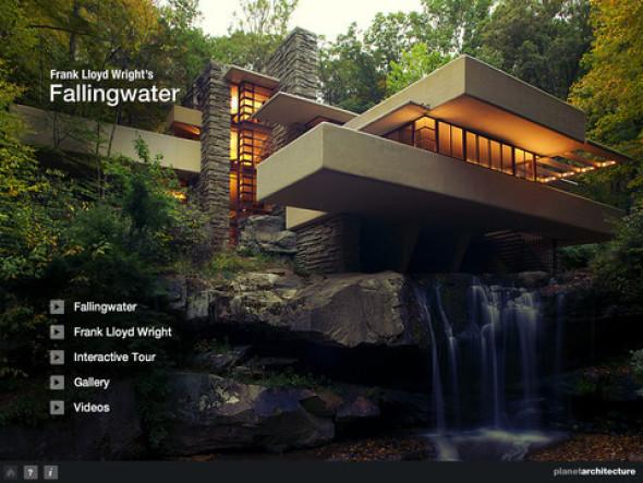 Visita la Casa de la Cascada virtualmente