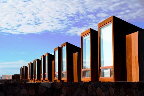 Hotel Tierra Atacama, un lujoso espacio inspirado en la arquitectura tradicional chilena