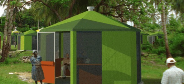 Arquitectura de emergencia / HaitiSOFTHOUSE