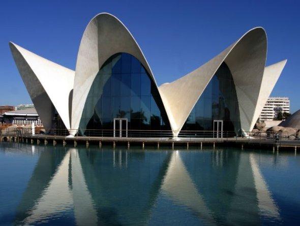 Exposici n restrospectiva del arquitecto f lix candela en for Arquitectos y sus obras