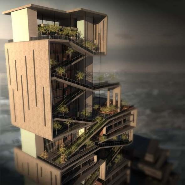 Torre Serpenteante para la Nueva Escuela de Arquitectura Y Diseño de San Diego