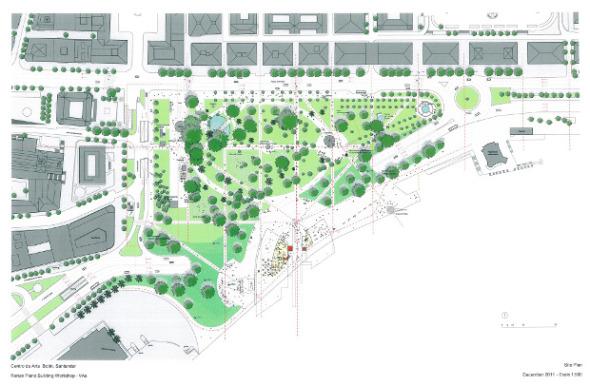 Renzo piano presenta su m s reciente proyecto el centro Noticias de arquitectura recientes