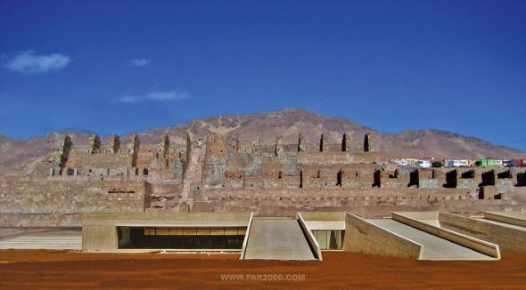 Ruinas en el Desierto / Coz, Polidura y Volante Arquitectos