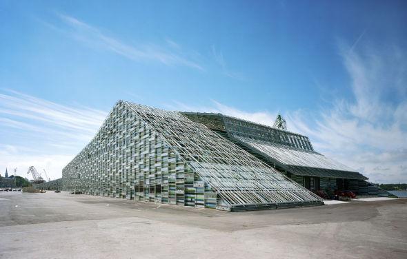 Maritime Centre Vellamo realizado por Lahdelma Mahlamäki Architects