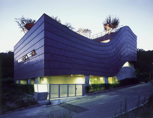 BU YEON DANG realizado por Iroje KHM architects