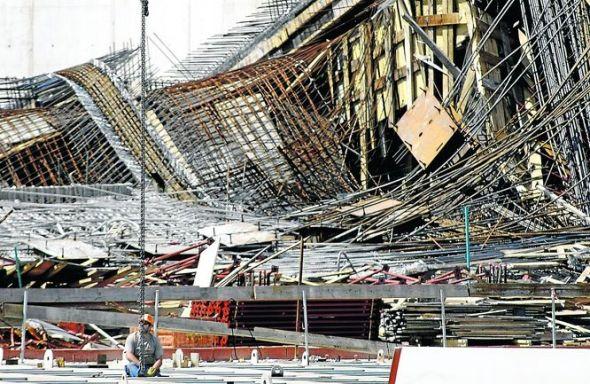 Santiago Calatrava, de nuevo en problemas con la justicia, esta vez por un derrumbe
