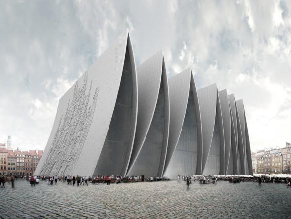 Catedral en Estrasburgo / Axis Mundi