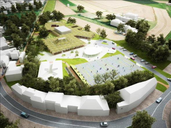 Escuela en Knokke-Heist / NL Architects