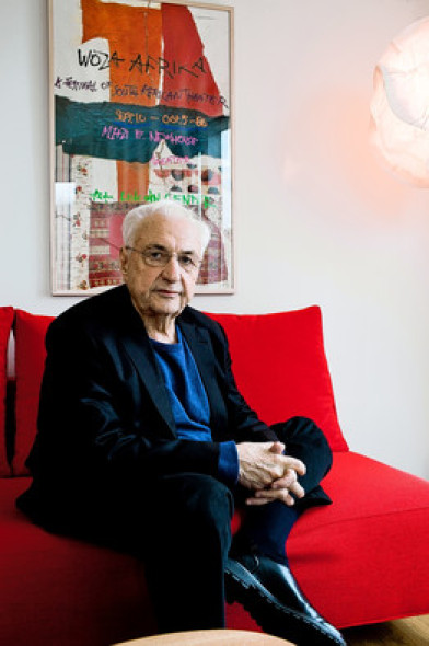 No puedo retirarme. Tengo 82 años. Soy demasiado joven. Entrevista a Frank Gehry