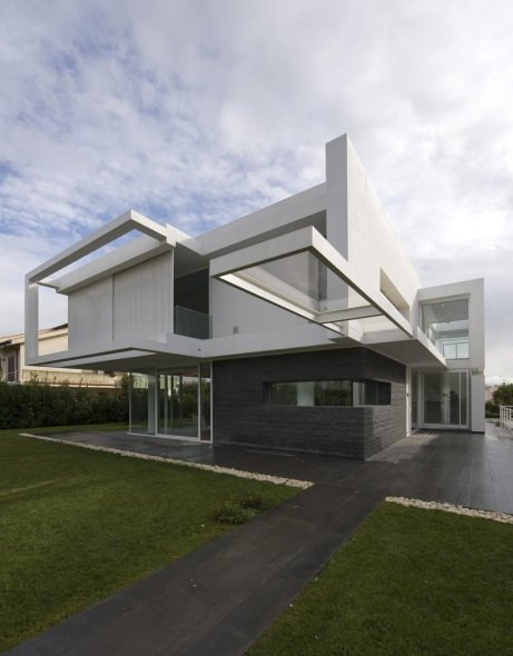 Villa PM realizado por Architrend