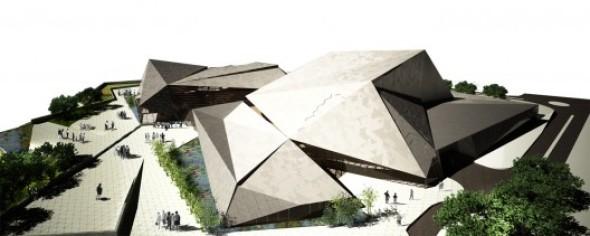 Propuesta: Busan Metropolitan Opera House / INDEX Architecture