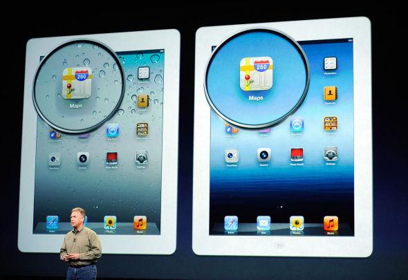 El nuevo Ipad fue presentado con App de Autodesk