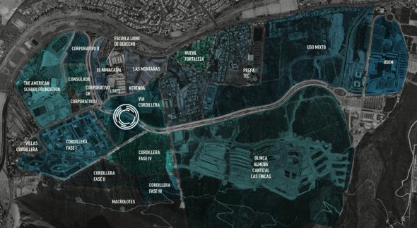 Una Súper ciudad creada con Urbanismo Inteligente