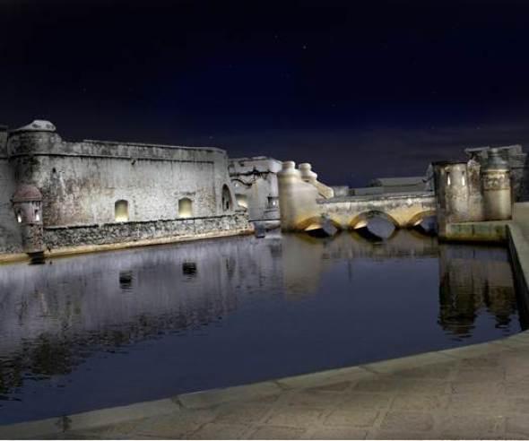 Disfrutar monumentos históricos, también de noche