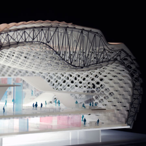 La arquitectura crea ciudades y las ciudades crean arquitectura. 4° Bienal de Arquitectura de Shenzhen