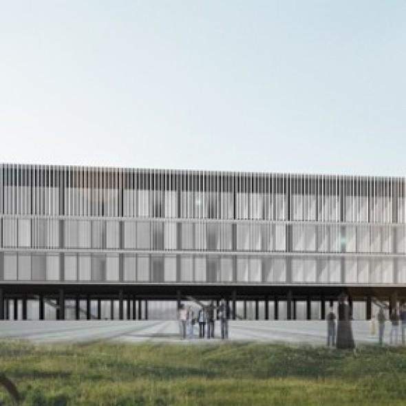 Residencia para estudiantes e investigadores para la UPV / Taller Básico de Arquitectura