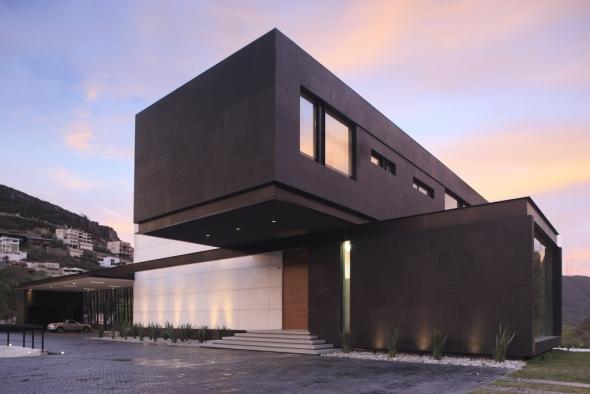 fotos de la casa del arquitecto moderno la belleza de las formas puras casa bc glr arquitectos
