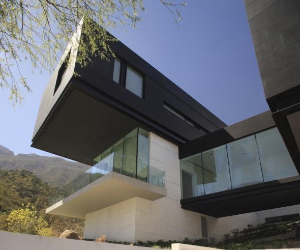 La belleza de las formas puras. Casa BC / GLR Arquitectos