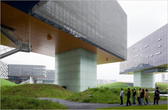 Desarrollo de un gran proyecto: Rascacielos Horizontal