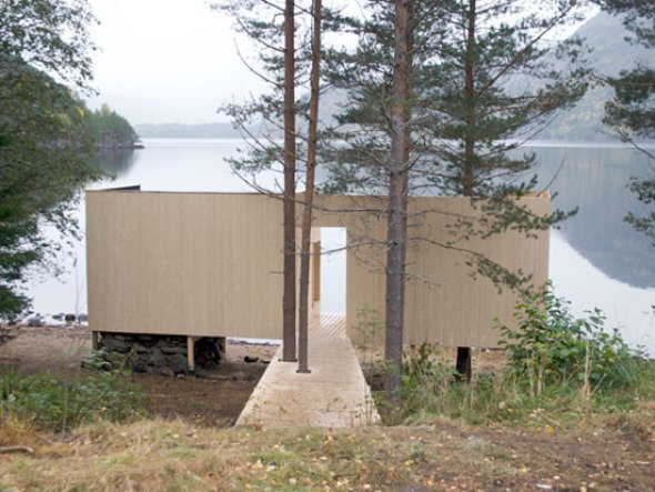 Integrando el paisaje / Rintala Eggertsson Architects