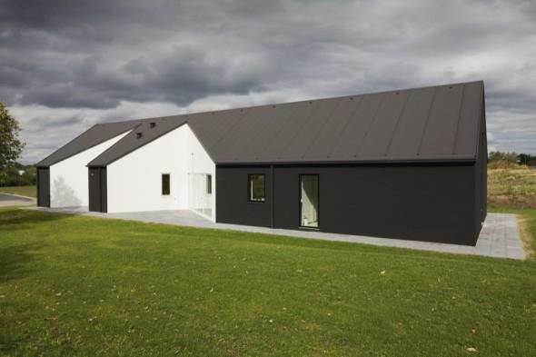Casa Sinus / La perfecta comunión de lo rural y lo moderno