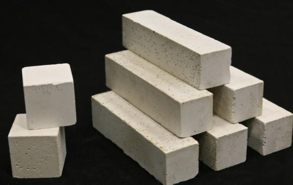 Cemento ecológico que absorbe el bióxido de carbono