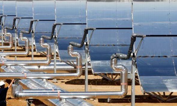 La planta de energía solar más grande del mundo