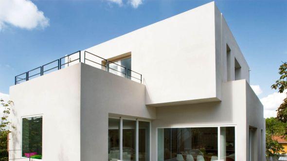 La elegancia de las formas simples. Casa Cambrils. Ábaton Arquitectura