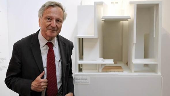 Premio Príncipe de Asturias para Rafael Moneo