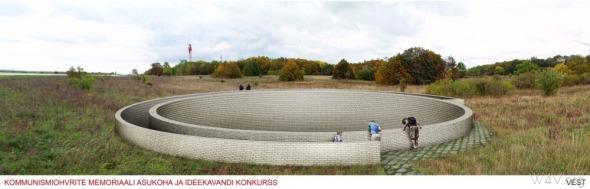 Monumento de las víctimas del comunismo en Estonia / Armin Valter + Joel Kopli