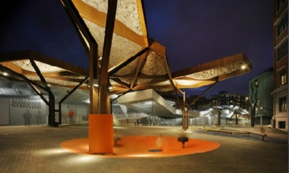 Plaza Pormetxeta / MTM Architects + XPIRAL