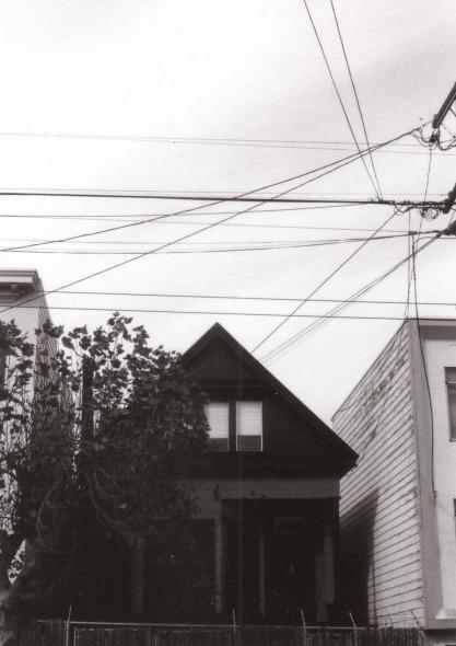 Escabrosa arquitectura: La Casa Negra o Iglesia de Satán