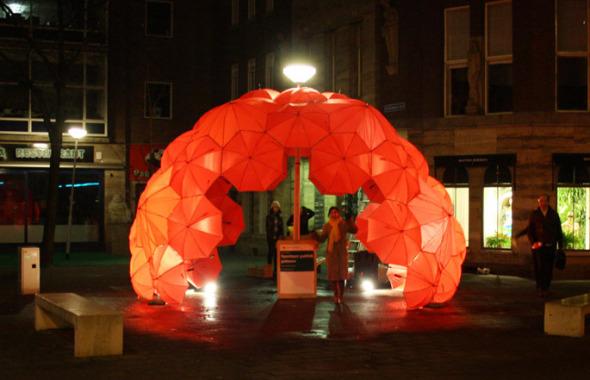 DUS Public Architecture, soluciones divertidas y emotivas, que hacen de la arquitectura un objeto más humano