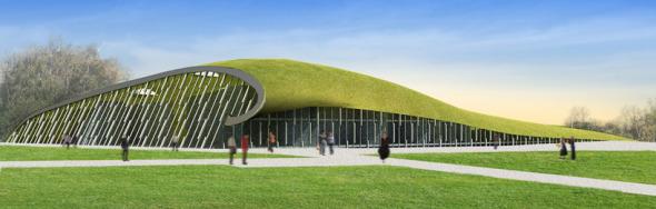 Museum of polish history realizado por Design Initiatives