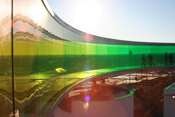Your Rainbow Panorama / Olafur Eliasson