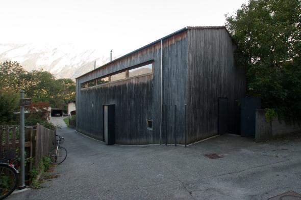 Casa-Taller de Peter Zumthor