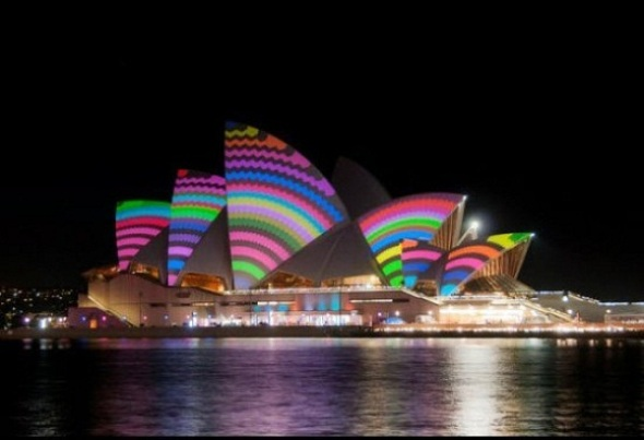 Vivid Sydney: Festival of Lights 2012