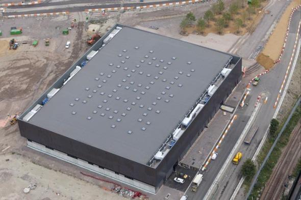Copper Box, escenario para el Balonmano y Esgrima del Pentatlón Moderno de los Juegos Olímpicos de Londres 2012