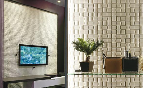 Innovadores azulejos que quitan los malos olores y evitan el crecimiento de moho
