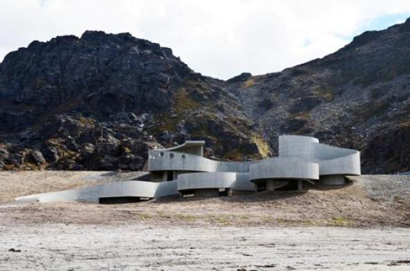 Selvika / Reiulf Ramstad Arkitekter
