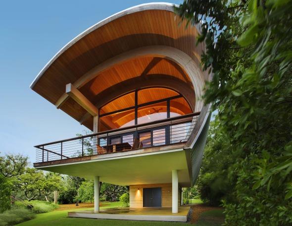 Un eco de la naturaleza: Casa Casey Key Guest / TOTeMS architecture