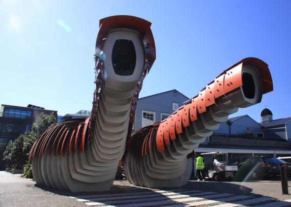 Cuando en arquitectura no hay proyectos menores dos espectaculares proyectos de ba os p blicos - Proyectos de banos ...