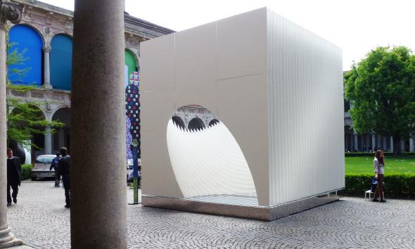 Pabellón 3d x1 multi slice view / Odile Decq